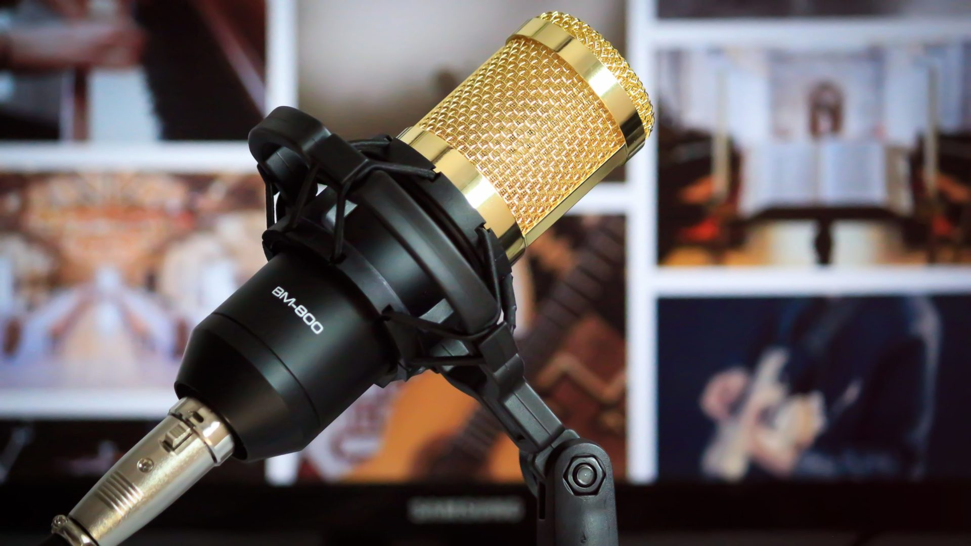 Je me lance dans le podcasting….