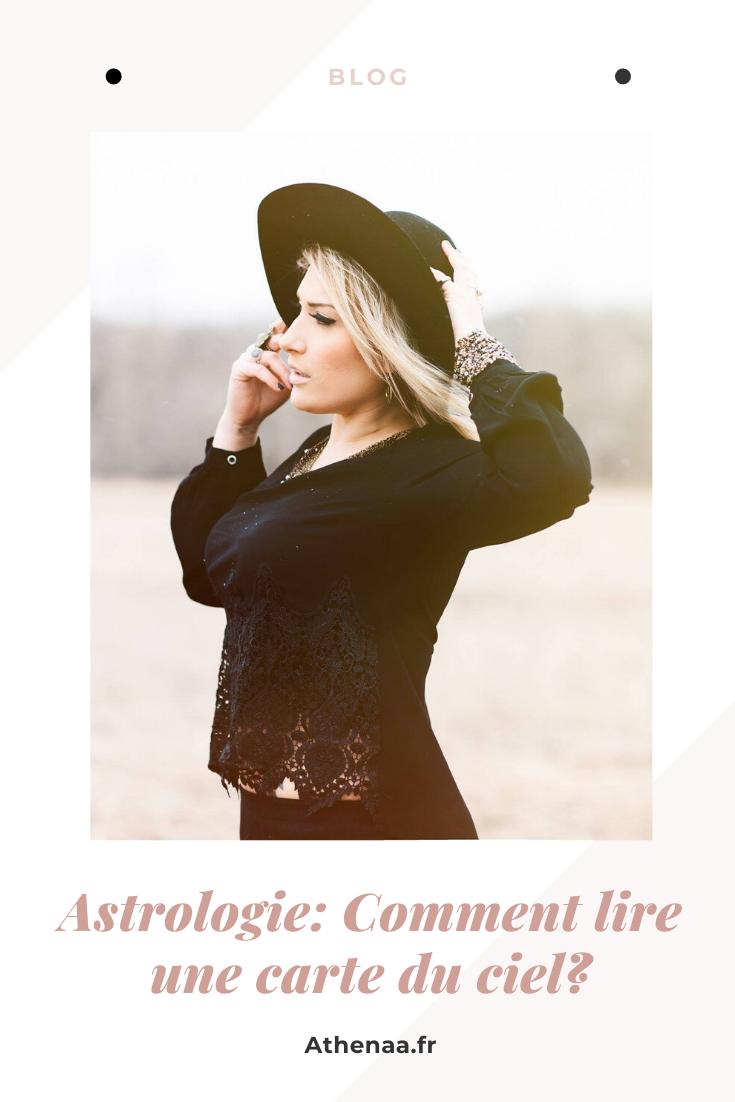 Astrologie Comment Lire Une Carte Du Ciel Blog